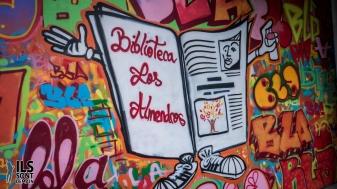 ©Ils Sont Demain - Biblioteca Los Almendros - 102